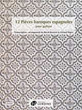 - 12 Spanish Baroque Pieces - Sheet Music - di-arezzo.co.uk