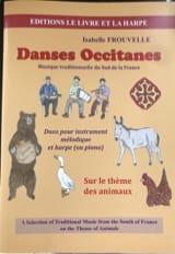 Danses Occitanes Isabelle Frouvelle Partition Duos - laflutedepan