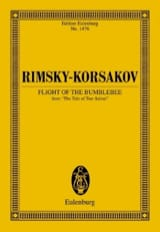 Nicolaï Rimsky-Korsakov - The Flight Of The Bumblebee - Sheet Music - di-arezzo.co.uk