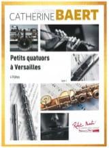 Petits Quatuors à Versailles Catherine Baert laflutedepan.com