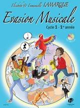 Elisabeth et Emmanuelle LAMARQUE - Musical escape - 1st year - Sheet Music - di-arezzo.co.uk