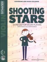 Shooting Stars Katherine & Hugue Colledge Partition laflutedepan