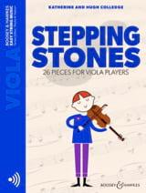 Katherine & Hugue Colledge - Stepping Stones - Alto - Sheet Music - di-arezzo.co.uk