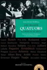 Jean-Michel Molkhou - Les Grands Quatuors à Cordes du XXe siècle - Livre - di-arezzo.fr