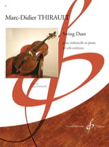 Marc-Didier Thirault - Swing duet - Sheet Music - di-arezzo.com