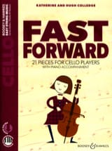 Fast Forward - Violoncelle Katherine & Hugue Colledge laflutedepan