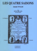 Les 4 Saisons - Vivaldi Antonio / Veilhan - laflutedepan.com