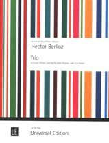 Trio des Ismaëlites - 2 Flûtes et Harpe BERLIOZ laflutedepan.com