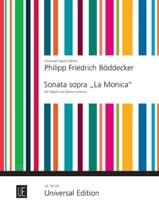 Sonata Sopra La Monica Philipp Friedrich Böddecker laflutedepan.com