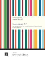 Fantasie op. 57 über die Wahnsinnsarie -Oboe Klavier laflutedepan.com