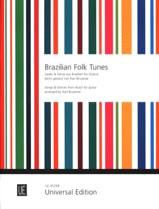 Brazilian Folk Tunes Karl Bruckner Partition laflutedepan.com