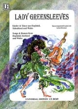 Lady Greensleeves - Karl Bruckner - Partition - laflutedepan.com