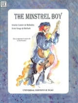 Traditionnels - The Minstrel Boy - Partition - di-arezzo.fr