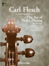 Carl Flesch - The Art Of Violin Playing Volume 1 - Partitura - di-arezzo.it