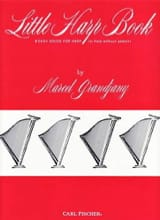 Marcel Grandjany - Little Harp Book - Partition - di-arezzo.fr