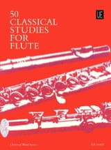 Frans Vester - 50 Classical Studies For Flute - Sheet Music - di-arezzo.co.uk