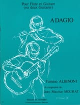 Adagio - Flute et Guitare ou 2 Guitares (Arr. ) laflutedepan.com