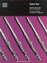 James Rae - Take Ten – Flute piano - Partition - di-arezzo.fr
