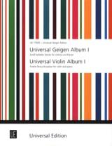 Peter Kolman - Universal Geigen Album 1 - Partition - di-arezzo.fr