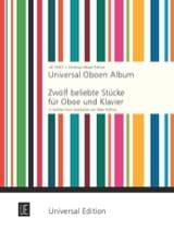 Universal Oboen Album Peter Kolman Partition laflutedepan.com