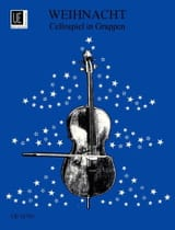 - Weihnacht. Cellospiel in Gruppen - Sheet Music - di-arezzo.co.uk