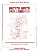 Petite suite forézienne - Francis-Paul Demillac - laflutedepan.com