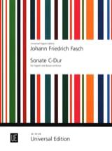 Sonate C-Dur für Fagott und BC - laflutedepan.com