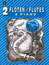 Peer Gynt - 2 Flöten Klavier Edvard Grieg Partition laflutedepan.com