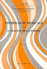 Hakim Naji / Dufourcet Marie-Bernadette - Music Anthology - Sheet Music - di-arezzo.co.uk