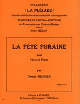 Gérard Meunier - The funfair - Sheet Music - di-arezzo.co.uk