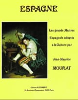 Jean-Maurice Mourat - Spain - Sheet Music - di-arezzo.co.uk