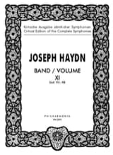Edition Complete Symphonies Volume 11 93-98 - Score laflutedepan.com