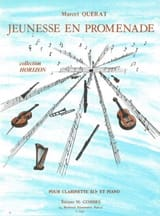 Marcel Quérat - Jeunesse en promenade - Partition - di-arezzo.fr
