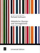 Melodische Übungs- und Vortragsstücke für Oboe und Klavier - laflutedepan.com