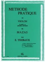 MAZAS - Practical Method According to Mazas Volume 2 - Sheet Music - di-arezzo.com