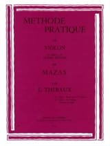 MAZAS - Practical Method According to Mazas Volume 1 - Sheet Music - di-arezzo.com