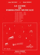 Alain TRUCHOT et Michel MÉRIOT - The Music Training Guide Volume 9 - Sheet Music - di-arezzo.co.uk