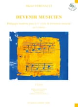 Michel Vergnault - Become a musician - 2nd Book - Sheet Music - di-arezzo.com