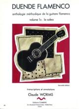 C Worms - Flamenco Duende - Volume 1B - The Solea - Sheet Music - di-arezzo.com