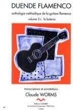 Claude Worms - Flamenco Duende - Volume 2D - The Buleria - Sheet Music - di-arezzo.com