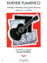 Duende Flamenco - Volume 2E - La Buleria Claude Worms laflutedepan