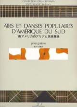 - Airs and Dances of South America - Sheet Music - di-arezzo.com