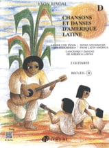 Yvon Rivoal - Songs and Dances of Latin America - Collection D - Sheet Music - di-arezzo.com