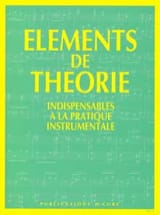DANHAUSER - Elements of Theory - Sheet Music - di-arezzo.co.uk
