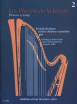 Les Plaisirs de la Harpe Volume 2 Partition laflutedepan.com