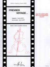 Premier voyage – Violoncelle laflutedepan.com