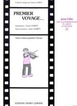 Voirpy Yvette / Voirpy Alain - Premier Voyage Volume 1 - Alto - Partition - di-arezzo.fr