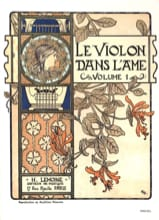 Le Violon dans l'Ame - Volume 1 Bruno Garlej laflutedepan.com