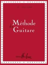Méthode de guitare - Dionisio Aguado - Partition - laflutedepan.com