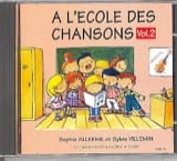 Allerme Sophie / Villemin Sylvie - CD - School of Songs Volume 2 - Sheet Music - di-arezzo.com